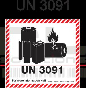 UN 3091